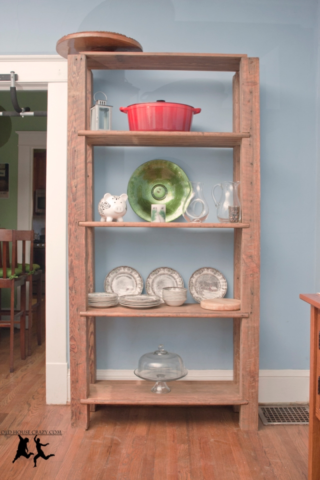 shelf with doors reclaimed pine shelf diy house 26034