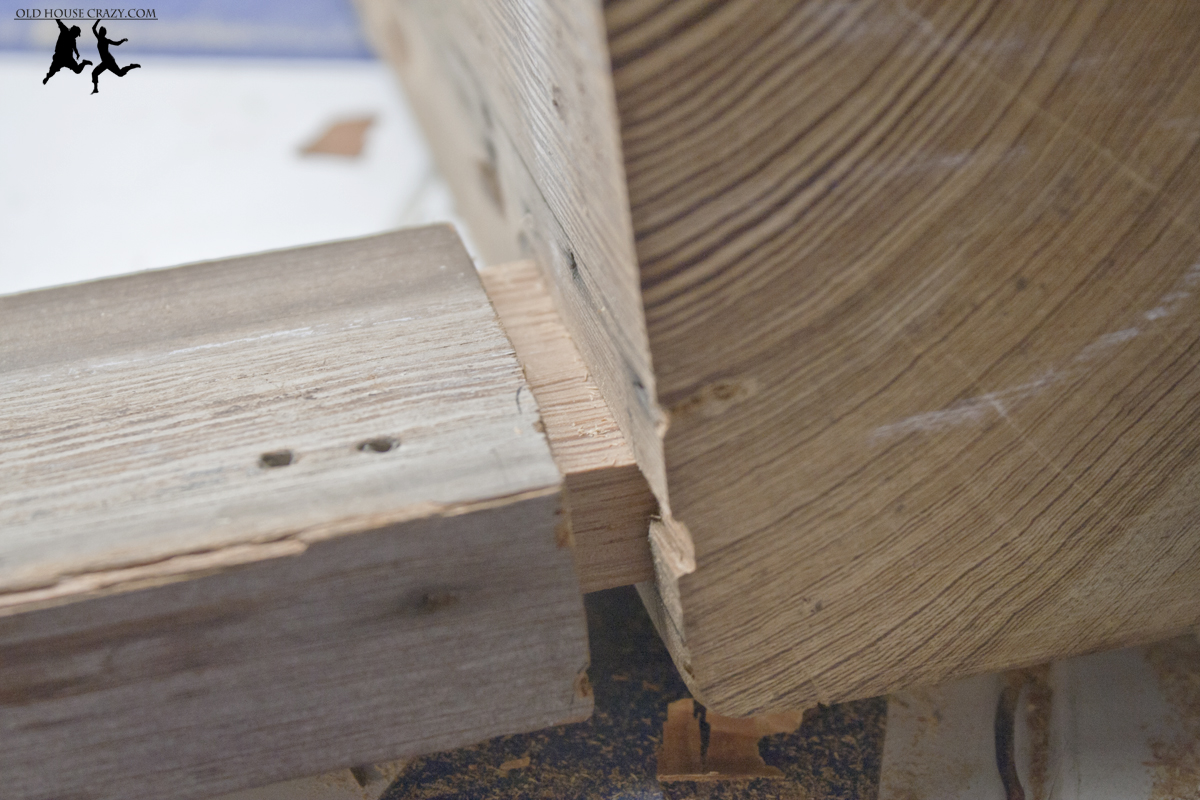 how to cut mortises for hinges by hand