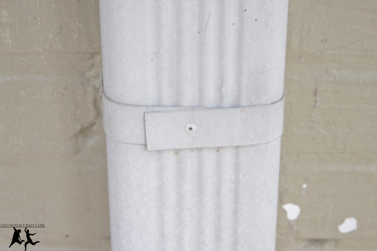 Take Down Your Gutter Downspouts And Replace Them With