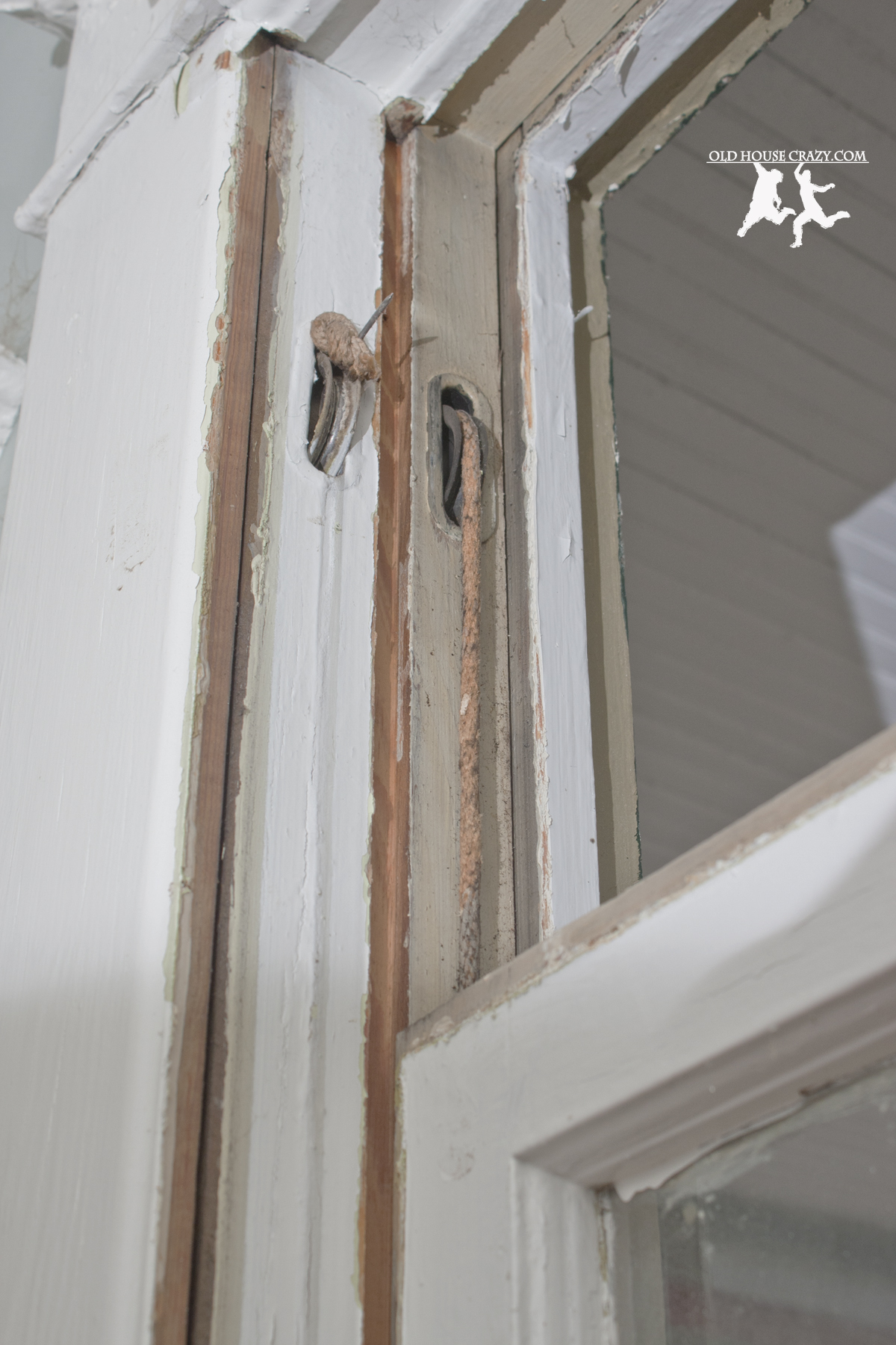 Restoring Old Pulley Windows to their Former Glory – DIY – Part 1 ...