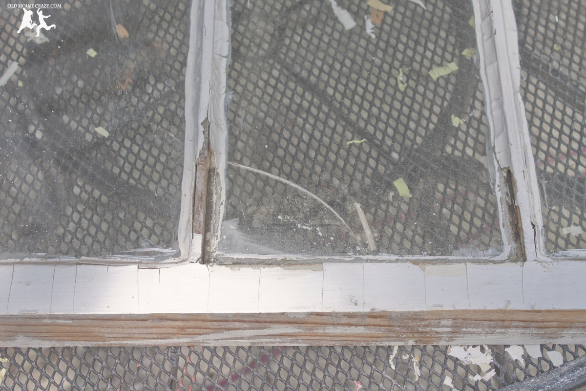 Replacing A Broken Window Pane Glazing Windows Diy