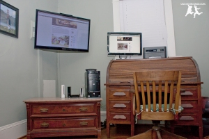 Old House Crazy - DIY - Corner Mount Your Flat Panel TV Without 300 Bucks - 07