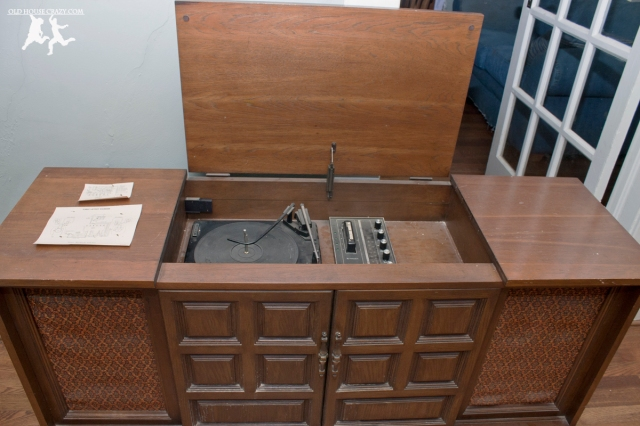 Updating Restoring An Old Stereo Console Diy Part 1